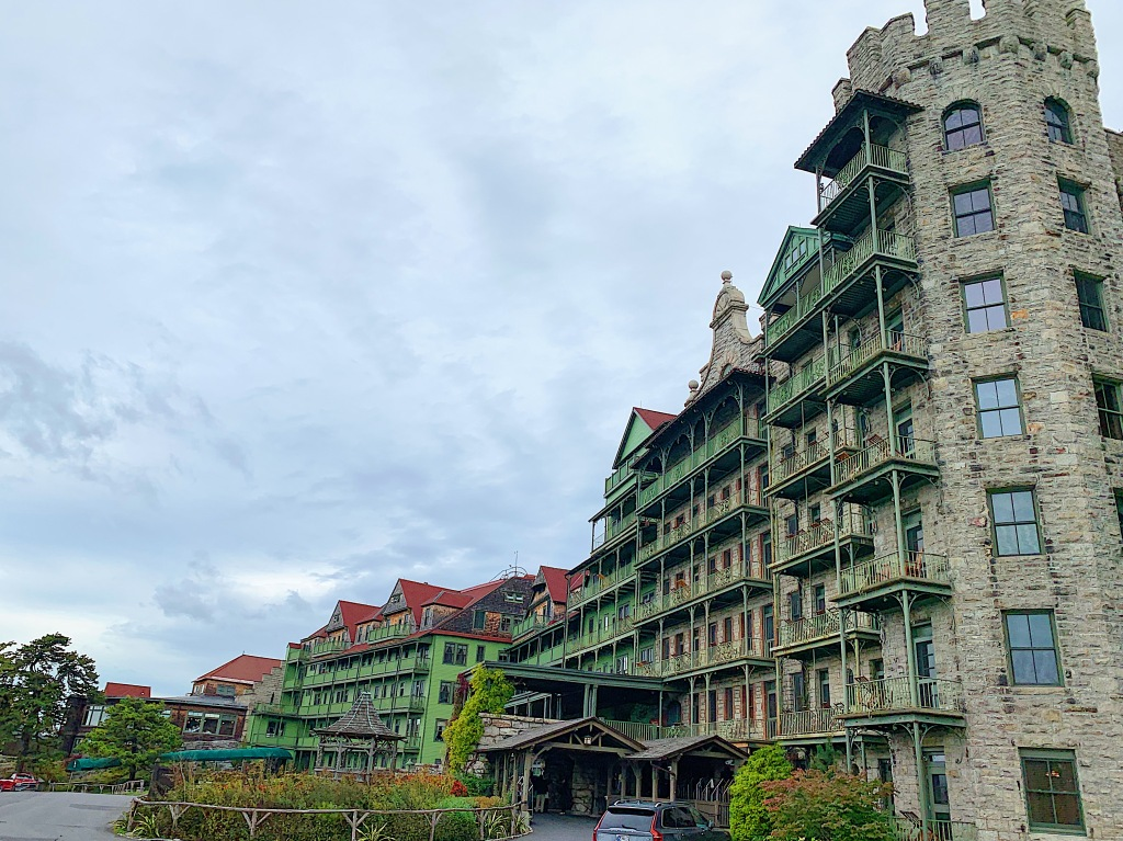 entrance to Mohonk